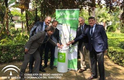 El 86% de los hogares andaluces recicla los envases y retos de medicamentos a través de las farmacias