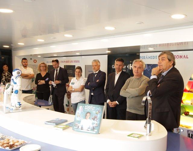 La Caravana de la Salud apadrinada por Ferran Adrià