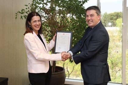 Allianz Partners recibe el distintivo EfR de Fundación MásFamilia