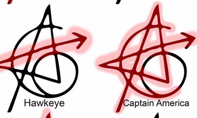Tatuaje de los Vengadores
