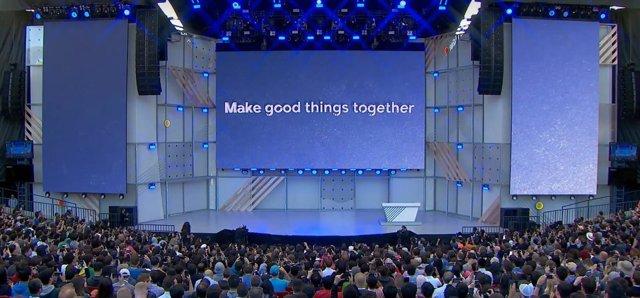 Conferencia Google IO 2018