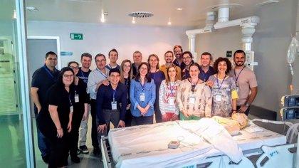 Médicos intensivistas lanzan el primer curso de 'Soporte Vital Avanzado en Cirugía Cardíaca'