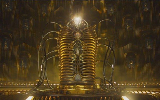 Escena postcréditos de Adam Warlock en Guardianes de la Galaxia 2
