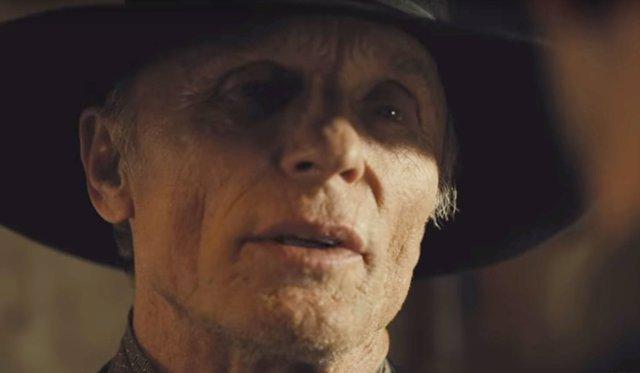 Ed Harris en Westworld