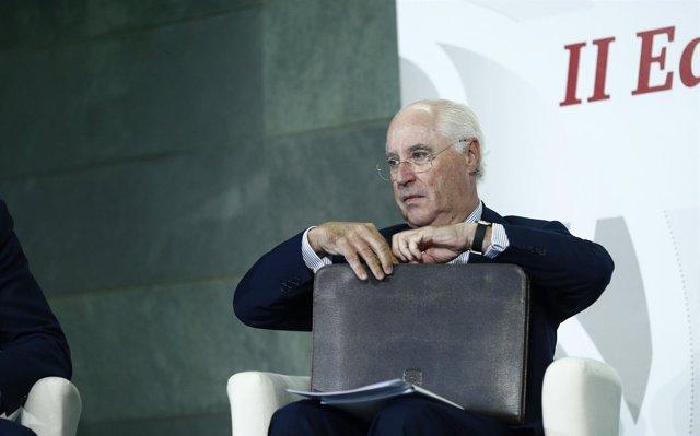 Rafael Miranda, presidente de Acerinox