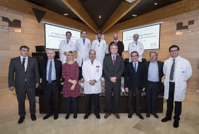 III Curso en Biología Molecular y Terapia Personalizada en Sarcomas