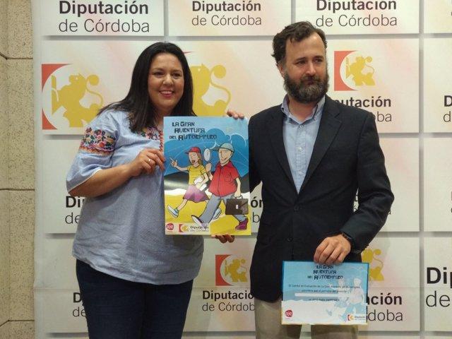 Amo y Castejón presentan 'La gran aventura del autoempleo'