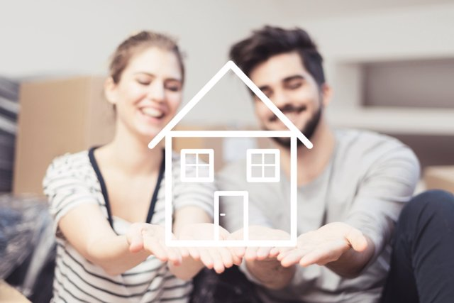 La primera vivienda para los jóvenes