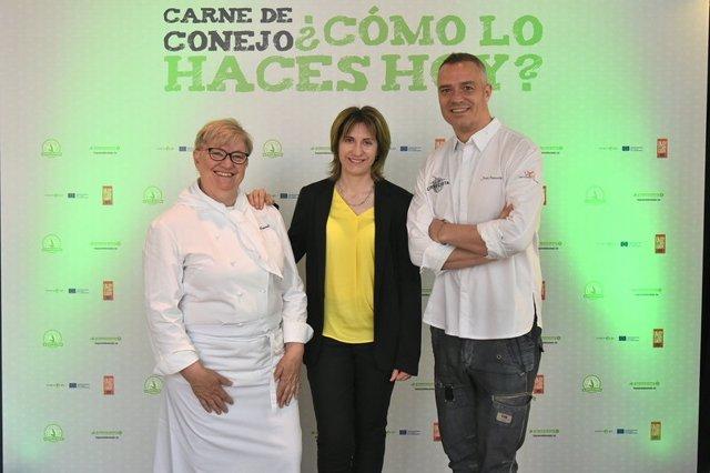 Campaña de Intercun para fomentar el consumo de carne de conejo