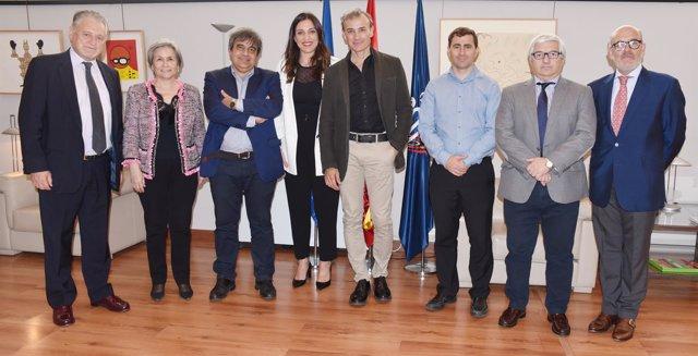 Reunión del Comité de Expertos de CSD y SEEDO