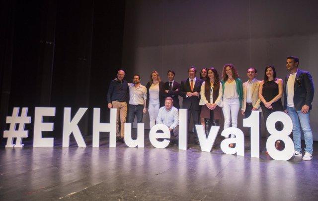 Evento Espacio Knowmads en Huelva.