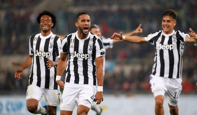 La Juventus de Turín conquista la Copa de Italia