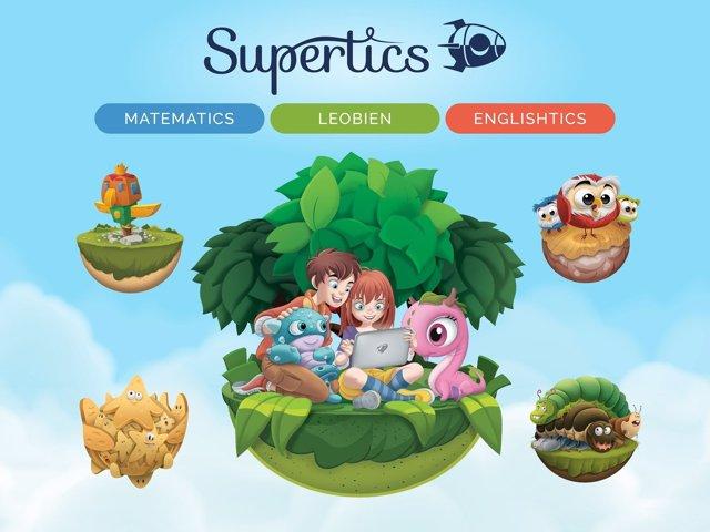 El innovador método de refuerzo escolar Supertics llega a Vigo