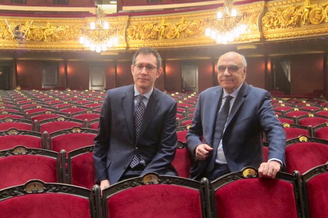 S.Alemany (pte.) y V.Oviedo (dtor.)