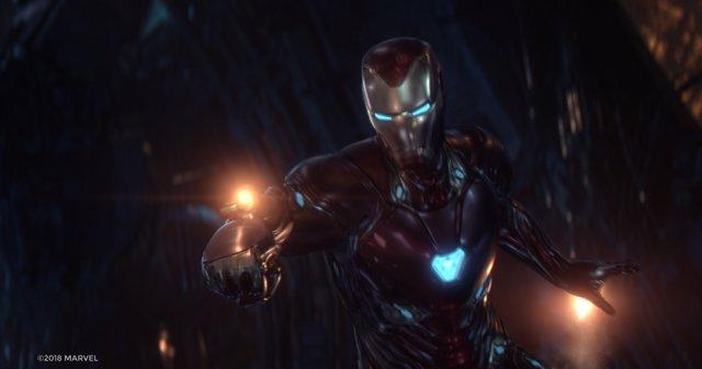 Iron Man en Infinity War