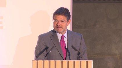 """Catalá """"hace suya"""" la propuesta de paridad realizada por la comisión que revisará los delitos sexuales"""