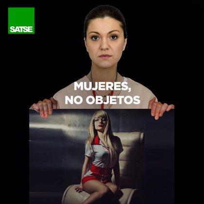 """Satse recoge firmas para """"luchar contra la difusión de imágenes y conductas sexistas"""" hacia las enfermeras"""