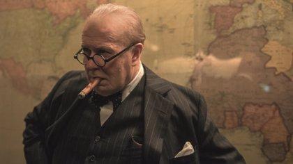 El instante más oscuro, el filme en el que Gary Oldman se convirtió en Churchill, ya DVD, Blu-ray y 4K UHD