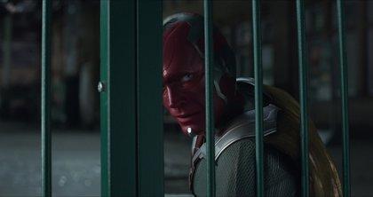 Vision rompe su silencio tras el duro final de Vengadores: Infinity War
