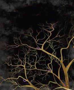 Enfermedad carnívora que secuestra las neuronas