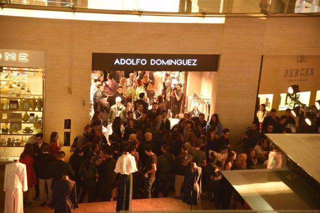 Tienda de Adolfo Domínguez
