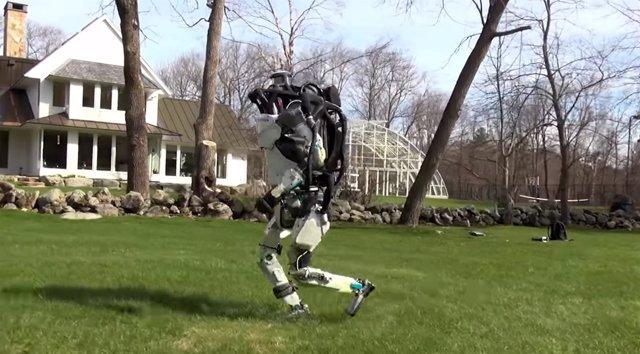 Atlas, robot humanoide de Boston Dynamics