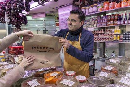 Los clientes de Amazon Prime de Madrid y Barcelona contarán con entrega gratuita en el mismo día