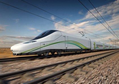 Talgo ya ha enviado a Arabia 16 trenes para el AVE a la Meca
