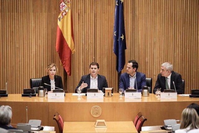 Ciudadanos presenta Ley de Universidades