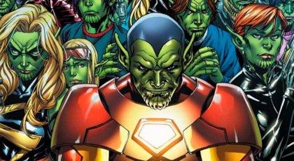¿Serán los Skrulls clave en Vengadores 4?