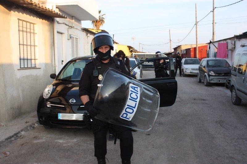 Prisión provisional para los detenidos en la última operación contra el narcotráfico en Son Banya