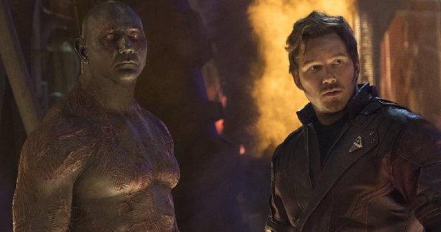 Star-Lord y Drax