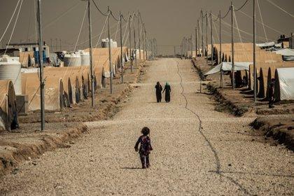 La menstruación, un proceso difícil de llevar en los campos de refugiados