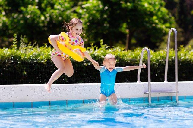 Los accidentes infantiles se incrementan en verano