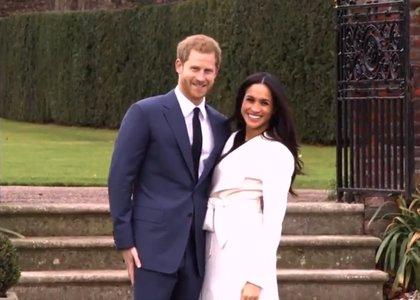 Meghan Markle y el príncipe Harry: te contamos dónde y a qué hora seguir en directo la boda del año