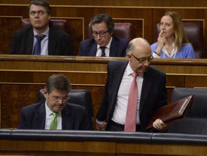 El PSOE quiere saber por qué no se han llevado a las Cortes ni al BOE los acuerdos fiscales con Luxemburgo
