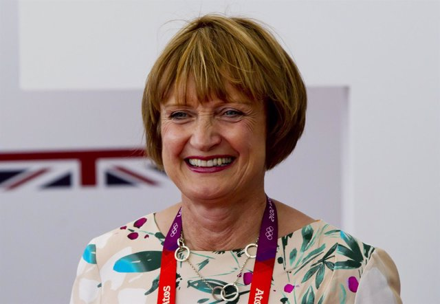 Tessa Jowell, impulsora de los juegos olímpicos de Londres 2012