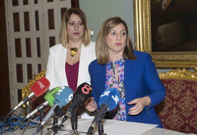 Irene García, presidenta Diputación de Cádiz