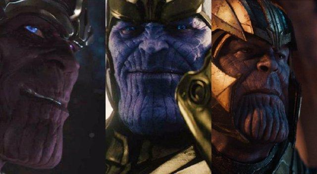 Evolución de Thanos