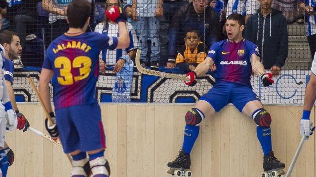 Barcelona Lassa hockey patines