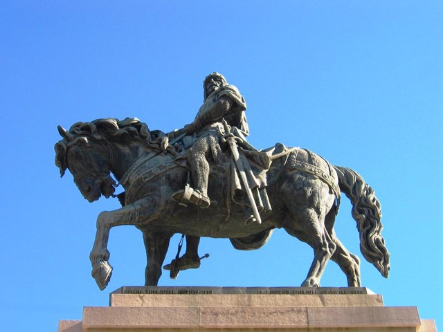 Estatua de Jaime I