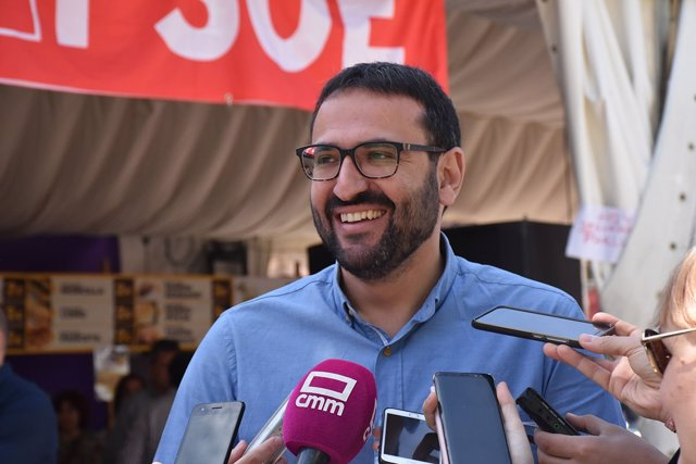 Secretario de Organización del PSOE en C-LM, Sergio Gutiérrez