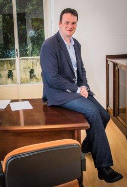 David González, exconcejal de Ciudadanos