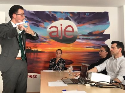 La AJE imparte un curso gratuito sobre mejora de la nutrición para emprendedores, empresarios y autónomos