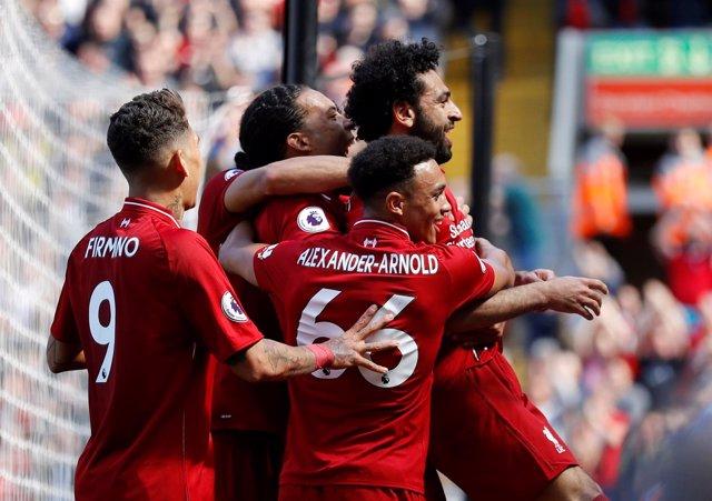 El Liverpool confirma su pase a la Liga de Campeones