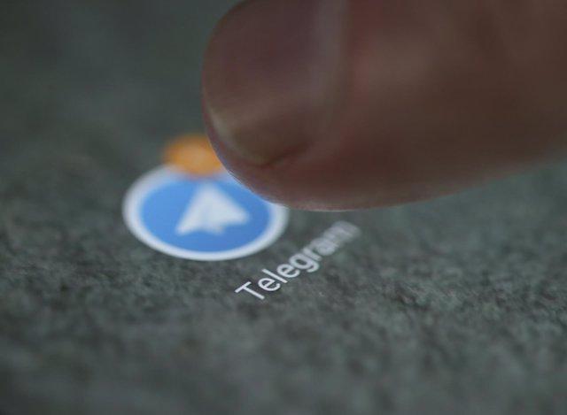 Aplicación de Telegram