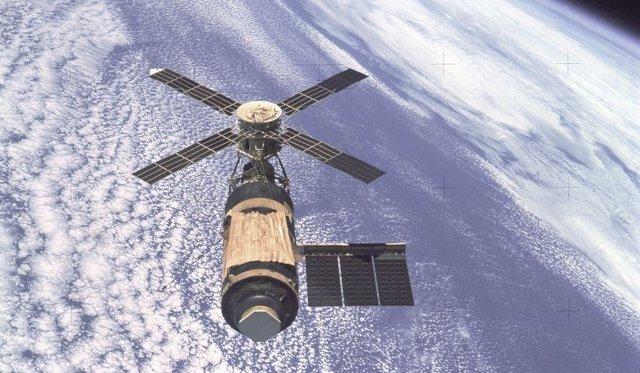 Imagen del Skylab