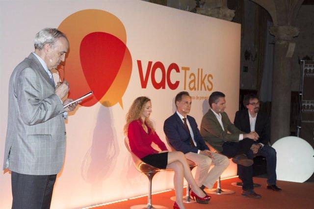Vac Talk 'Hablemos de prevención', organizado por GSK