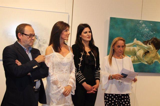 Inauguración Exposición Perla Fuertes