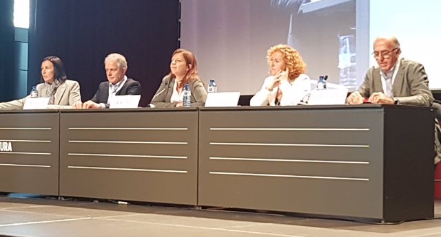 Sonia Forts, Josep Quitet, Laia Ortiz, Sara Berbel i Albert Alberich